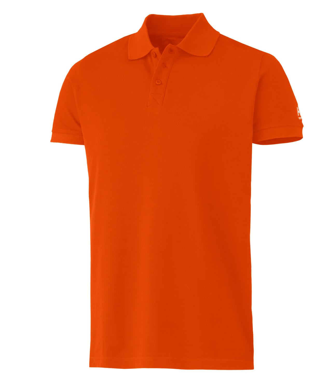 Футболка Helly Hansen Salford Pique - 79182 (Dark Orange; L)