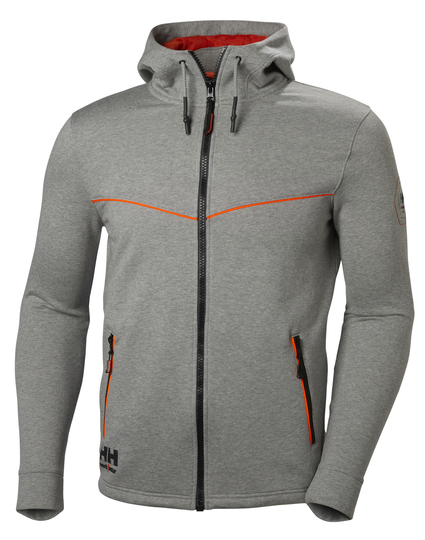 Кофта Helly Hansen Chelsea Evolution Hood - 79197 (Grey Melange; M)