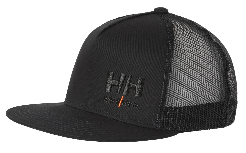 Кепка Helly Hansen Kensington Flat Trucker - 79805 (Black; STD)