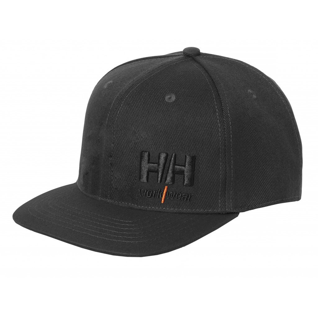 Кепка Helly Hansen Kensington Flat Brim - 79806 (Black; STD)