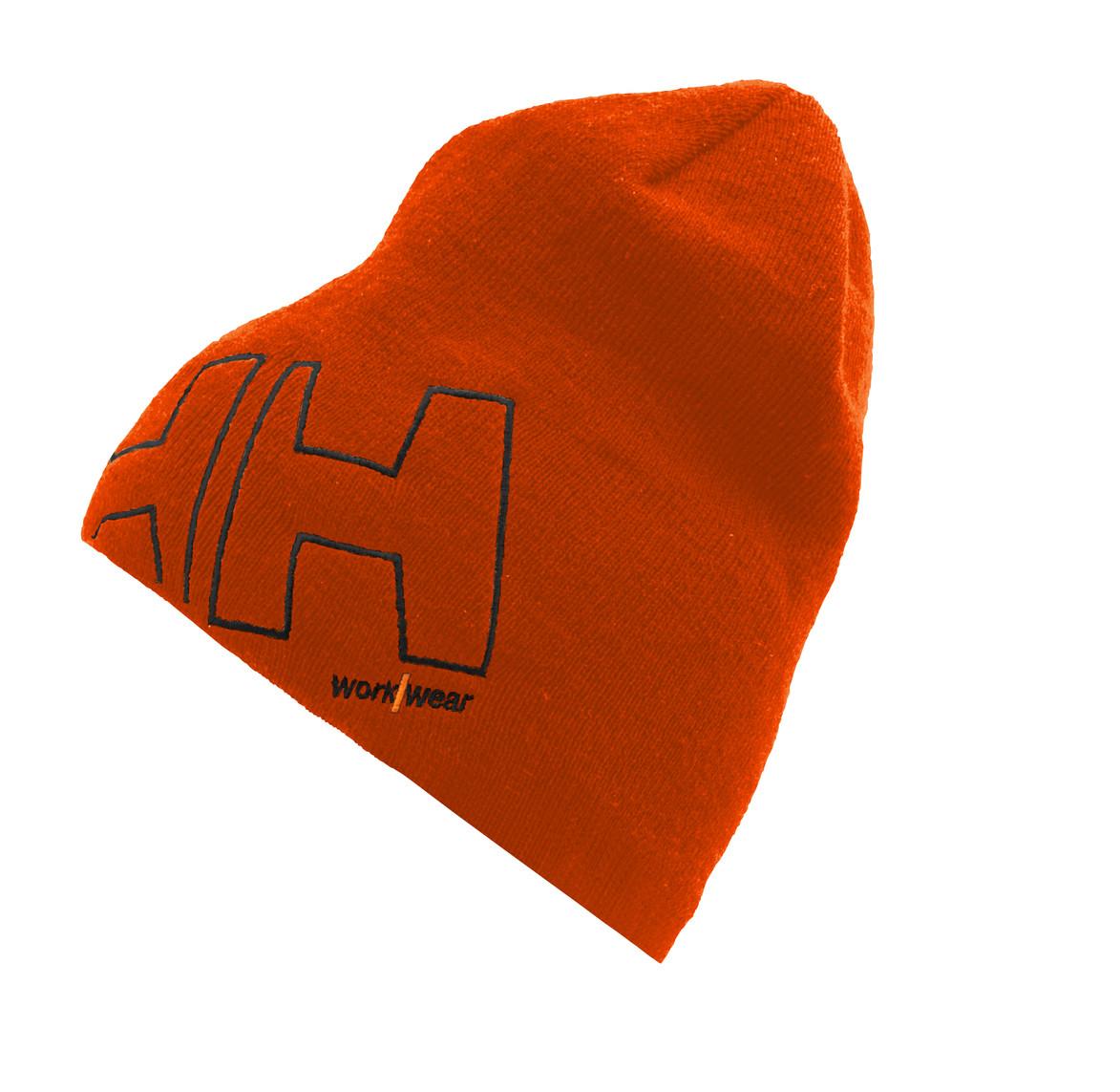 Шапка Helly Hansen HH WW Beanie - 79830 (Dark Orange; STD)