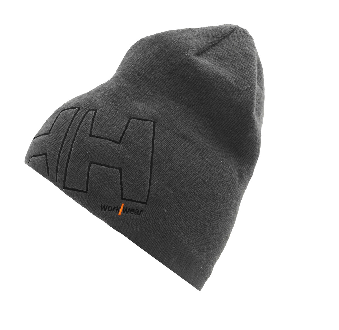 Шапка Helly Hansen HH WW Beanie - 79830 (Dark Grey; STD)