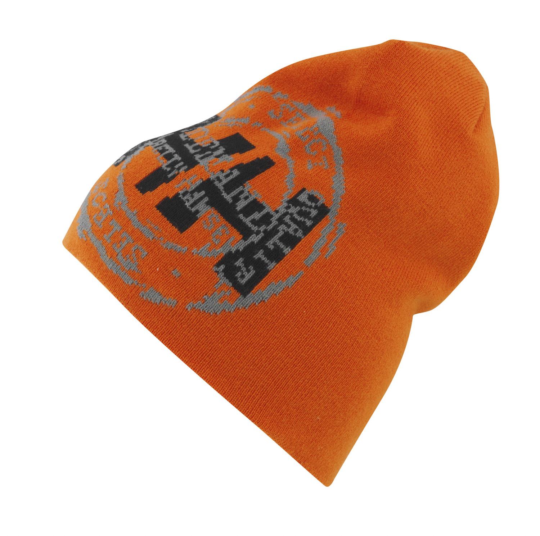 Шапка Helly Hansen Chelsea Beanie - 79837 (Dark Orange; STD)