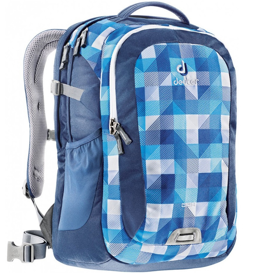 Рюкзак Deuter Giga - Blue Arrowcheck (804143016)
