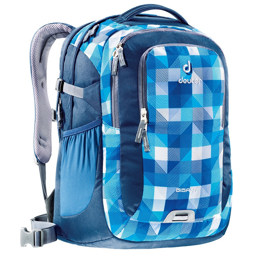 Рюкзак Deuter Gigant - Blue Arrowcheck (804243016)