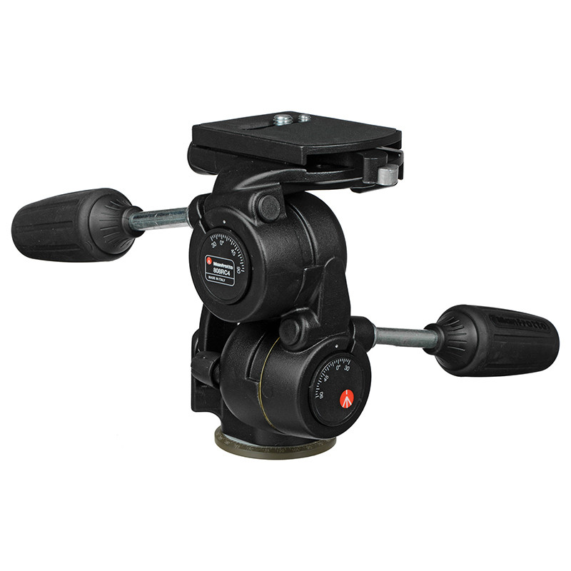 Голова 3D Manfrotto 808RC4