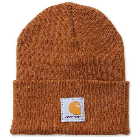 Шапка Carhartt Acrylic Watch Hat - A18 (Carhartt Brown, OFA)