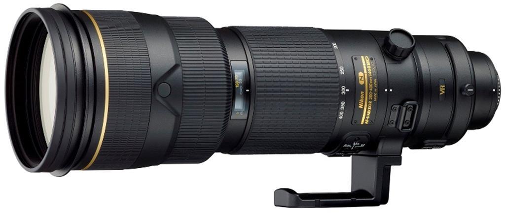 Объектив Nikon AF-S 200-400mm f/4 G ED VR II