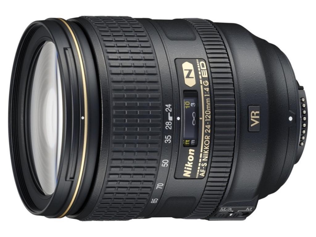 Объектив Nikon AF-S 24-120mm f/4G ED VR