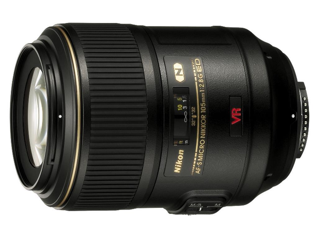 Объектив Nikon AF-S 60mm f/2.8G ED Micro