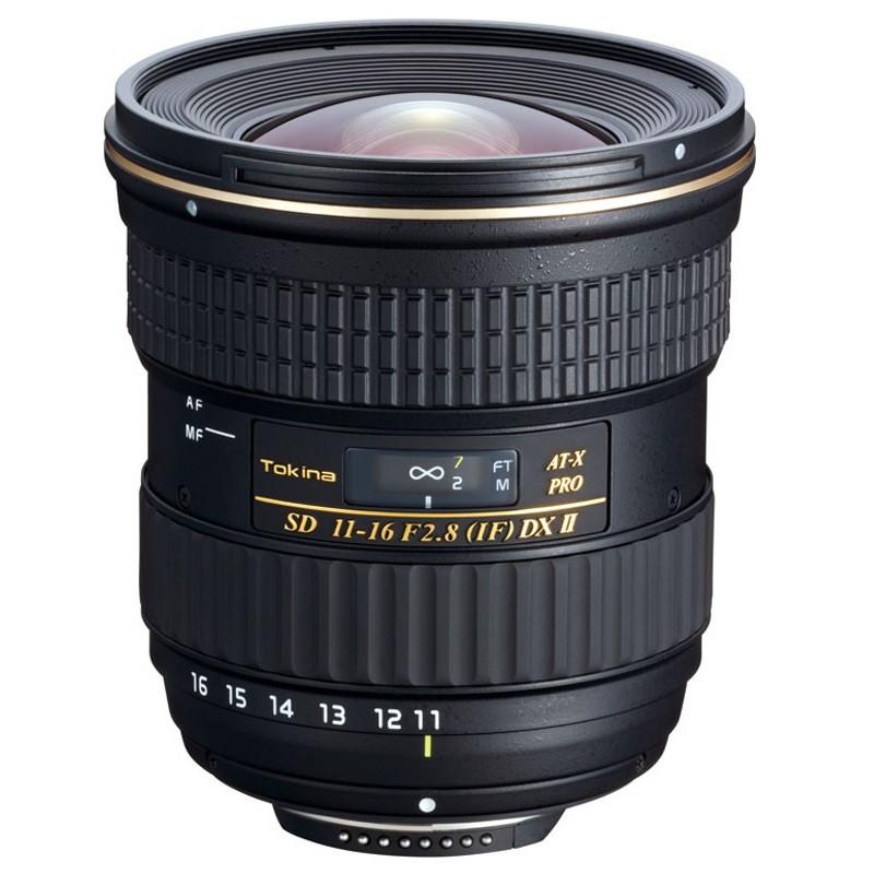Объектив Tokina AT-X PRO DX II 11-16mm f/2.8 (Nikon)
