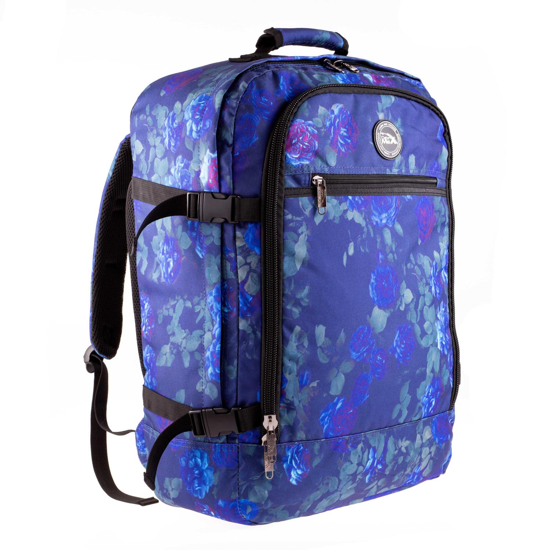 Рюкзак для ручной клади Cabin Max Metz Blue Rose (55х40х20 см)