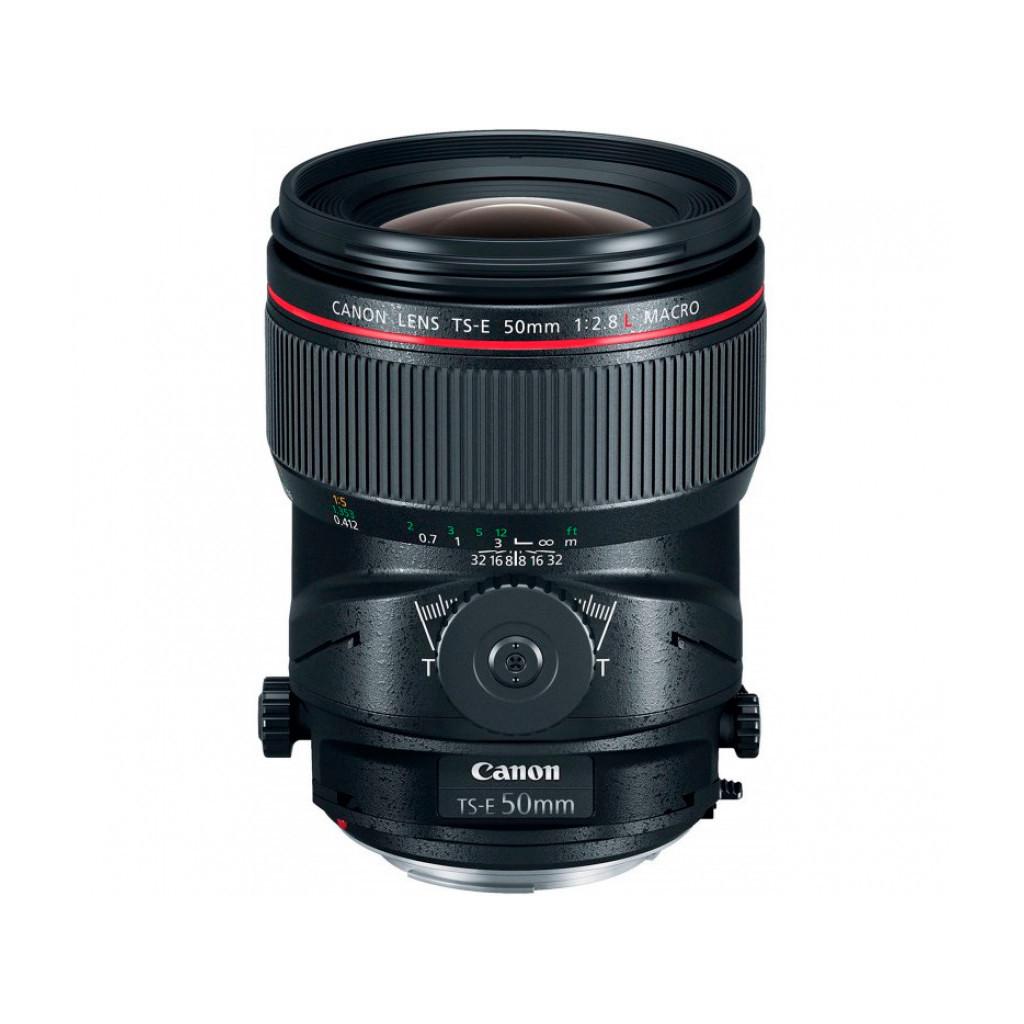 Объектив Canon TS-E 50mm f/2.8 L Macro