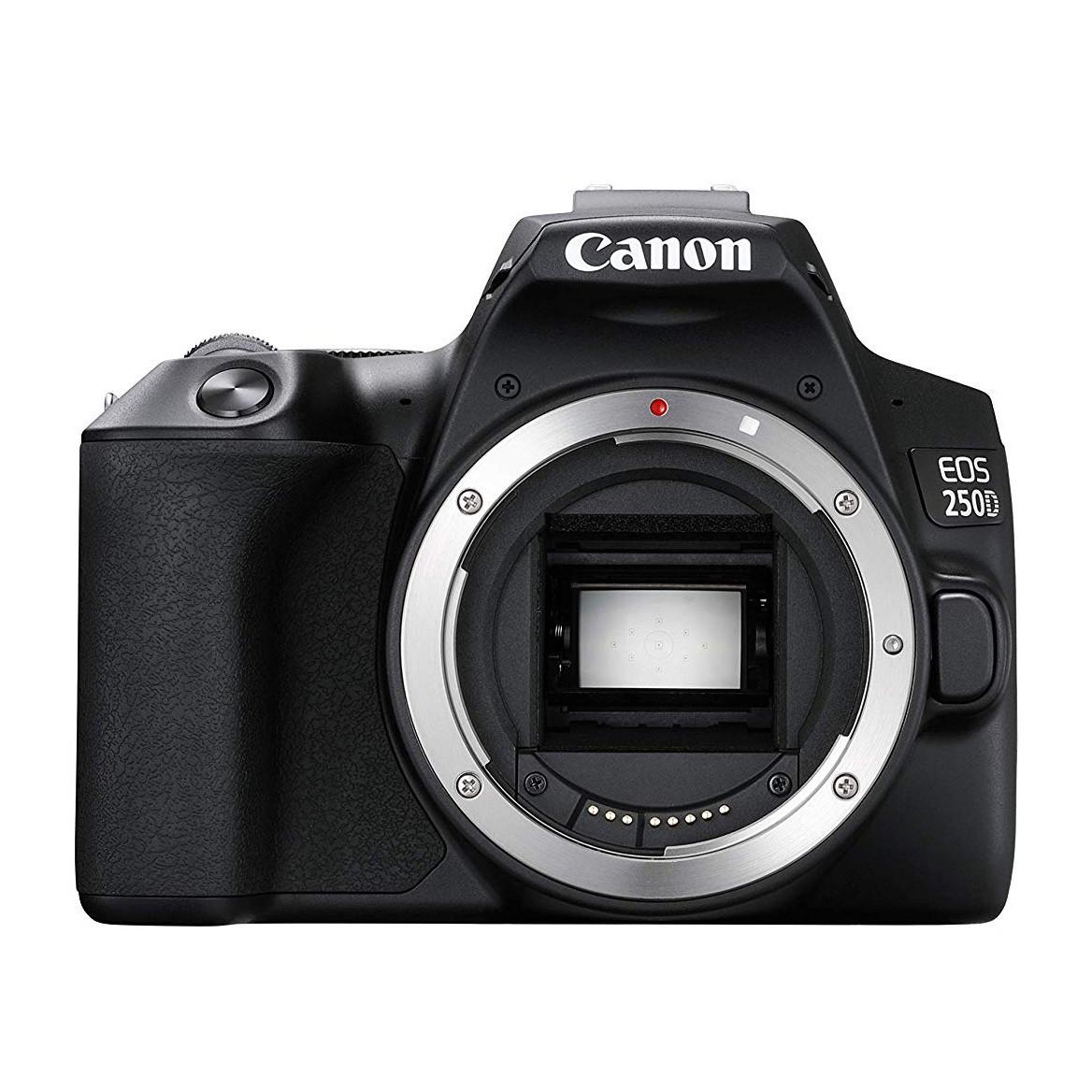 Фотоаппарат Canon EOS 250D Body Black