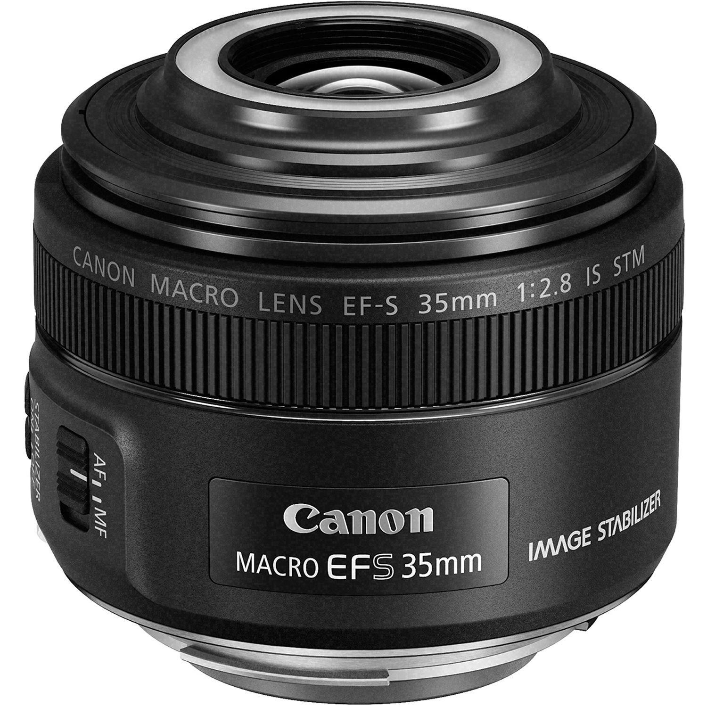 Объектив Canon EF-S 35mm f/2.8 IS STM Macro