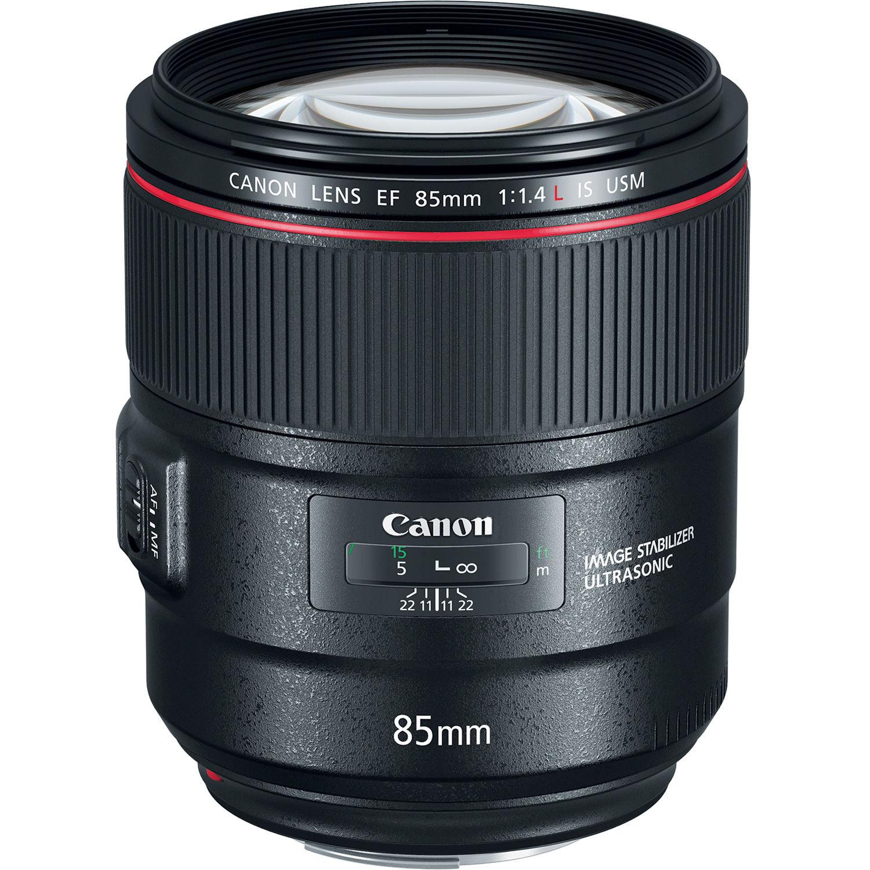 Объектив Canon EF 85mm f/1.4 L IS USM