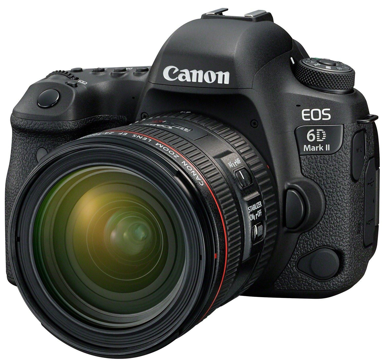 Фотоаппарат Canon EOS 6D Mark II Kit 24-70 f/4 L IS