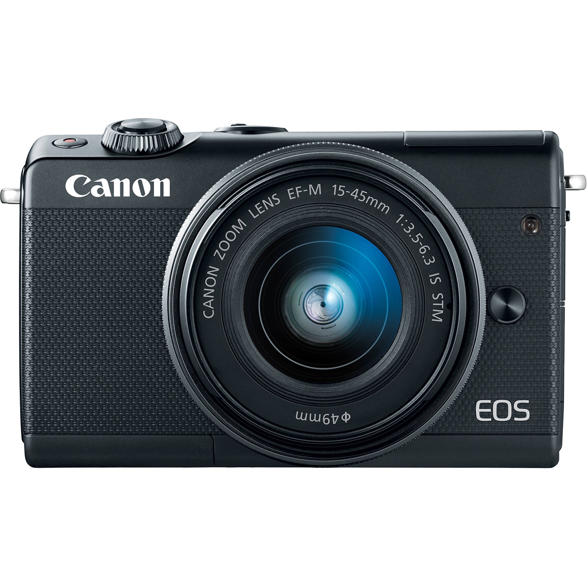 Фотоаппарат Canon EOS M100 15-45 Kit Black