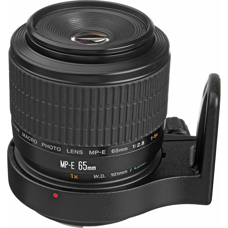 Объектив Canon MP-E65 f/2.8 1-5x Macro