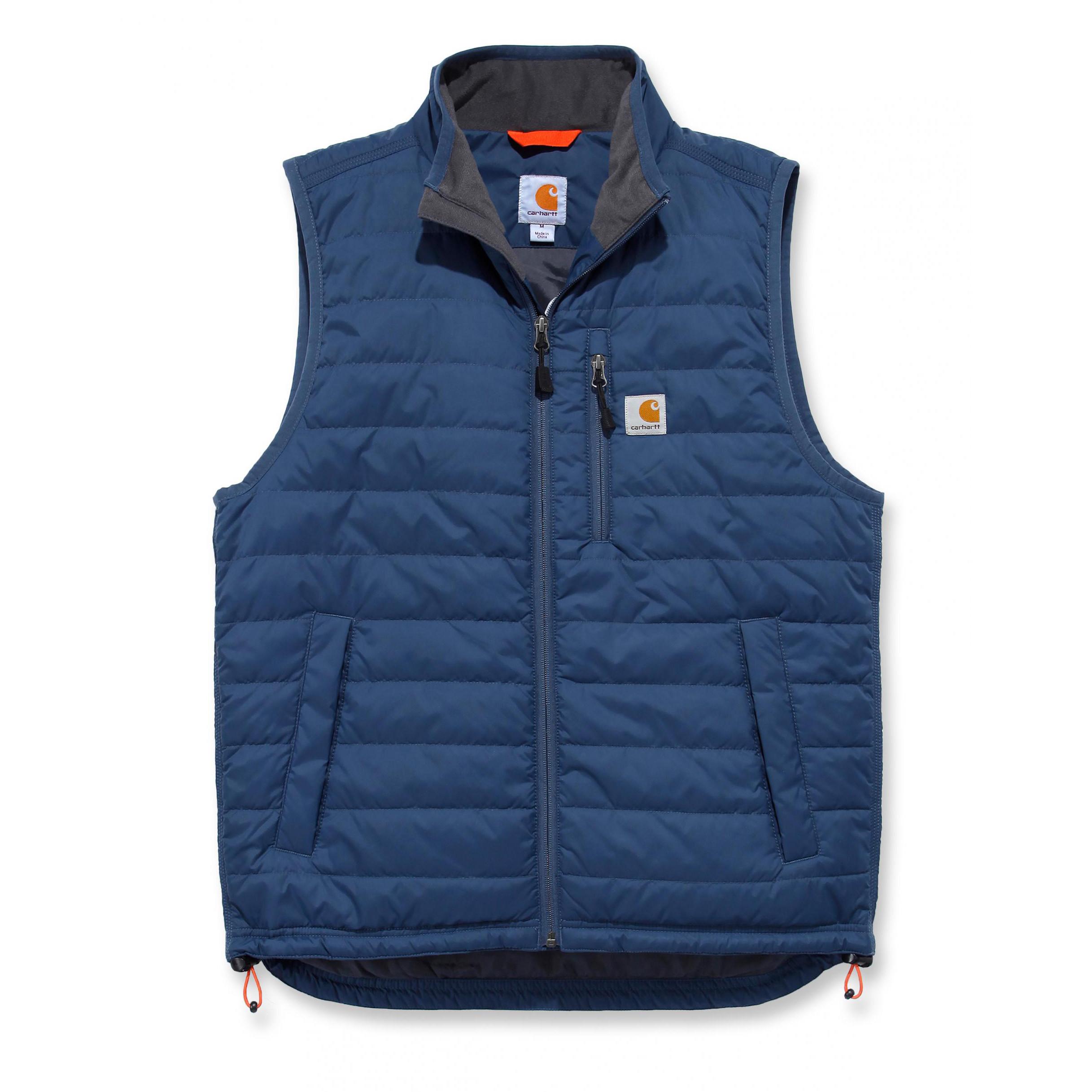 Жилет Carhartt Gilliam Vest - 102286 (Dark Blue, L)