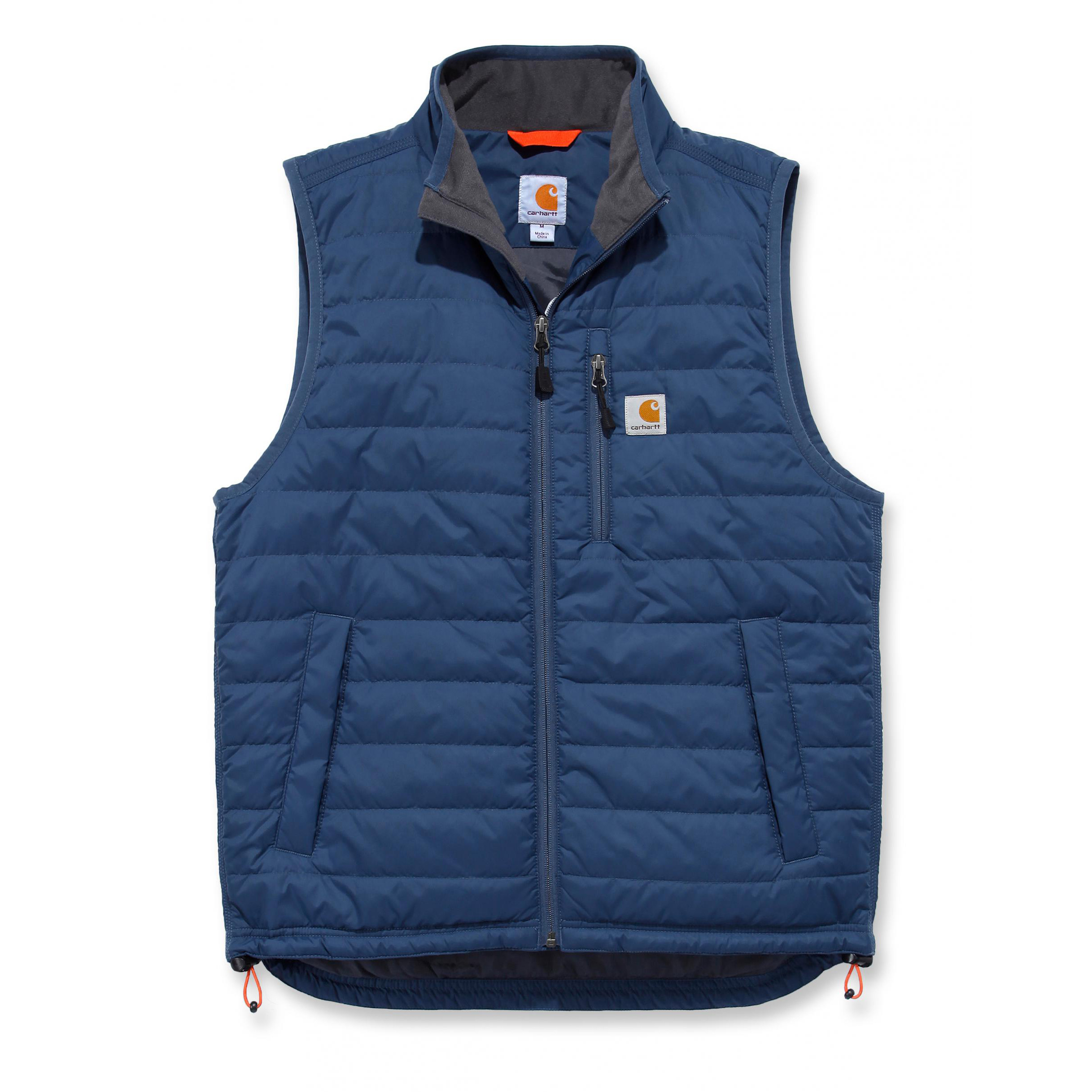 Жилет Carhartt Gilliam Vest - 102286 (Dark Blue, S)