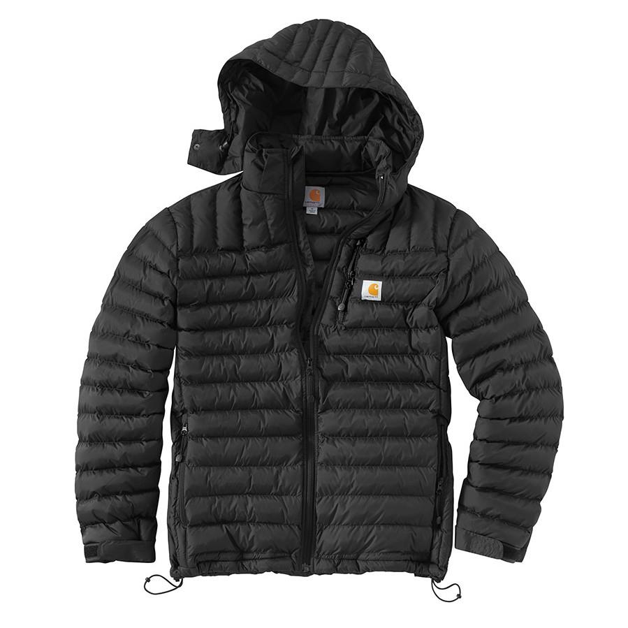 Куртка с утеплителем Carhartt Northman Jacket - 101937 (Black, XL)