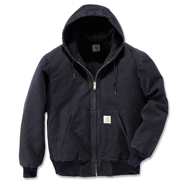 Куртка-кенгуру Carhartt Sandstone Active Jacket (J130)