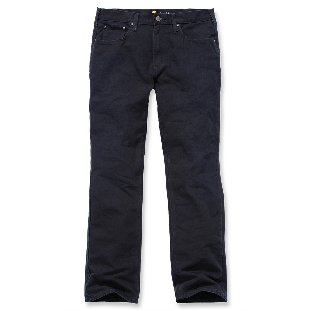 Штаны Carhartt Weathered Duck 5 Pocket Pant - 100096 (Black, W32/L34)