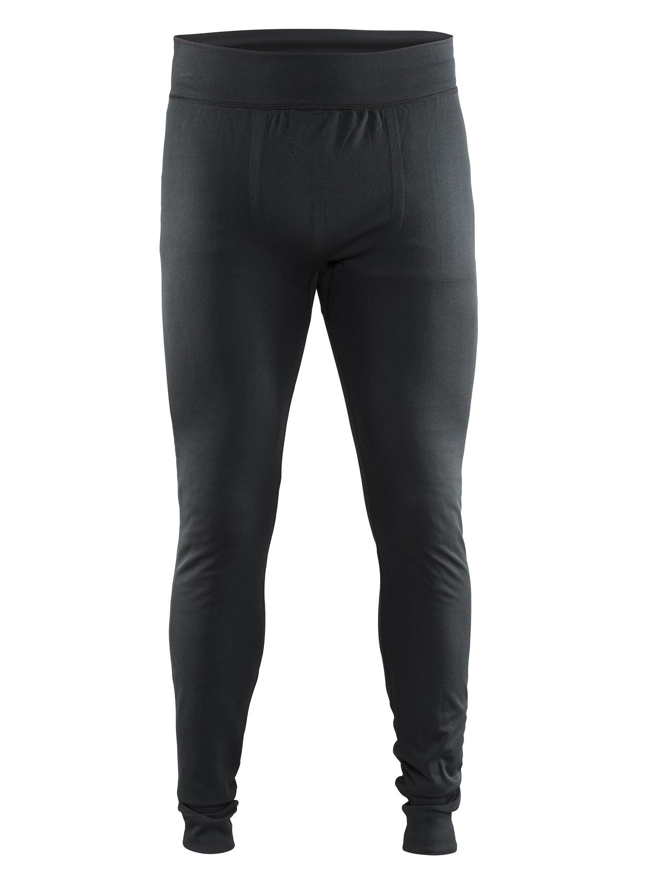 Термоштаны Craft Active Comfort Pants Man Black Solid S