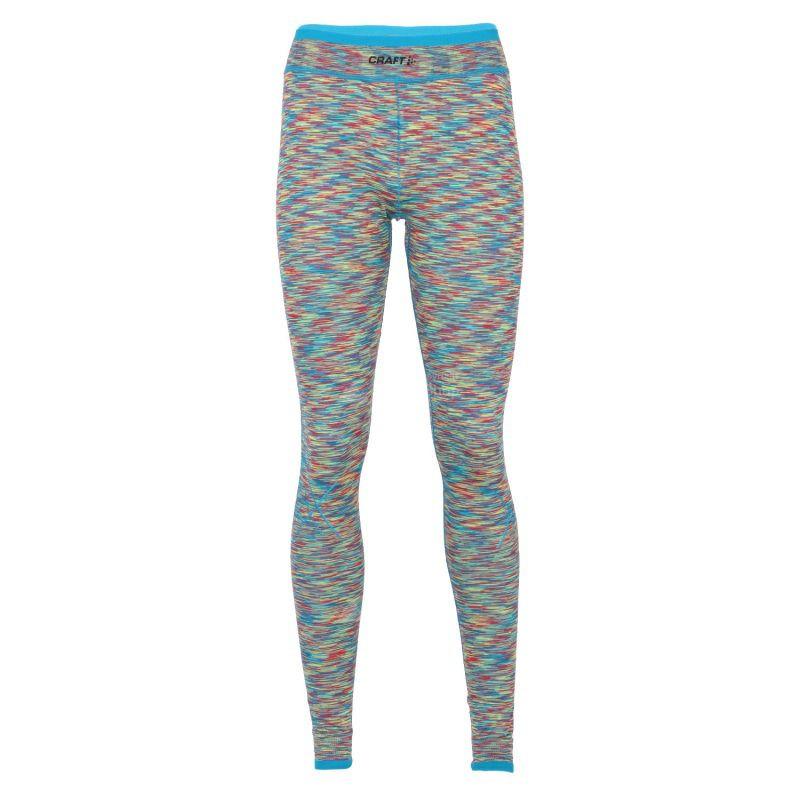 Термоштаны женские Craft Active Comfort Pants Woman Typhoon/Poppy L