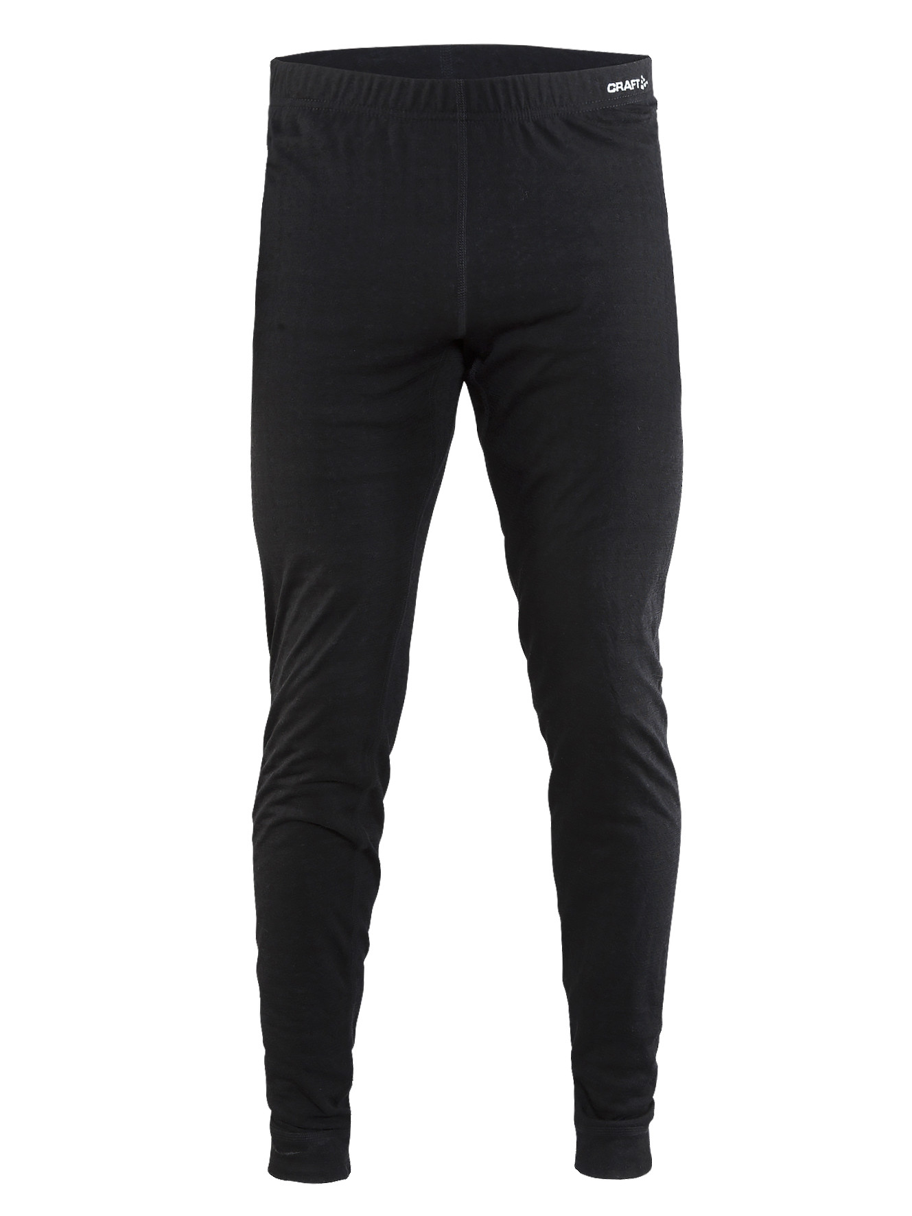 Термоштаны Craft Nordic Wool Pants M Black/Dark Grey Melange M