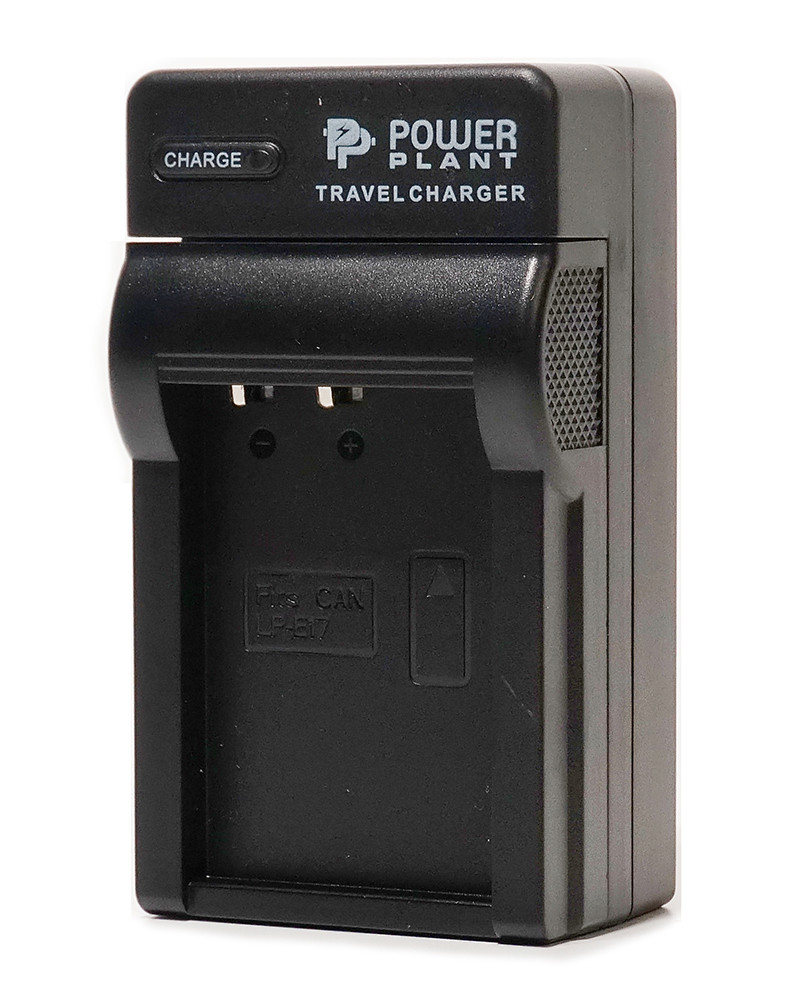 Зарядное устройство PowerPlant Canon LP-E17 (DV00DV3925)