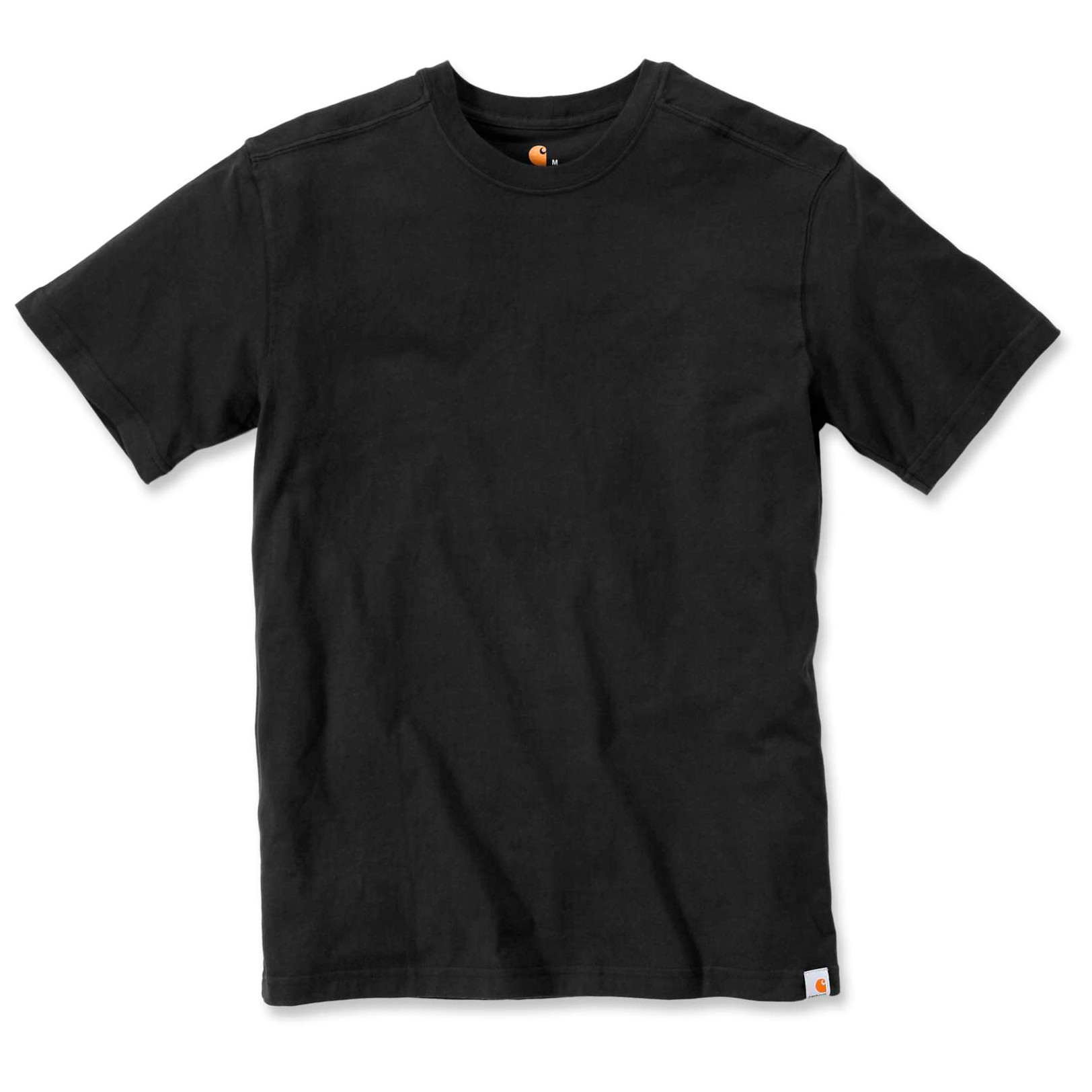 Футболка Carhartt Maddock T-Shirt S/S - 101124 (Black, L)