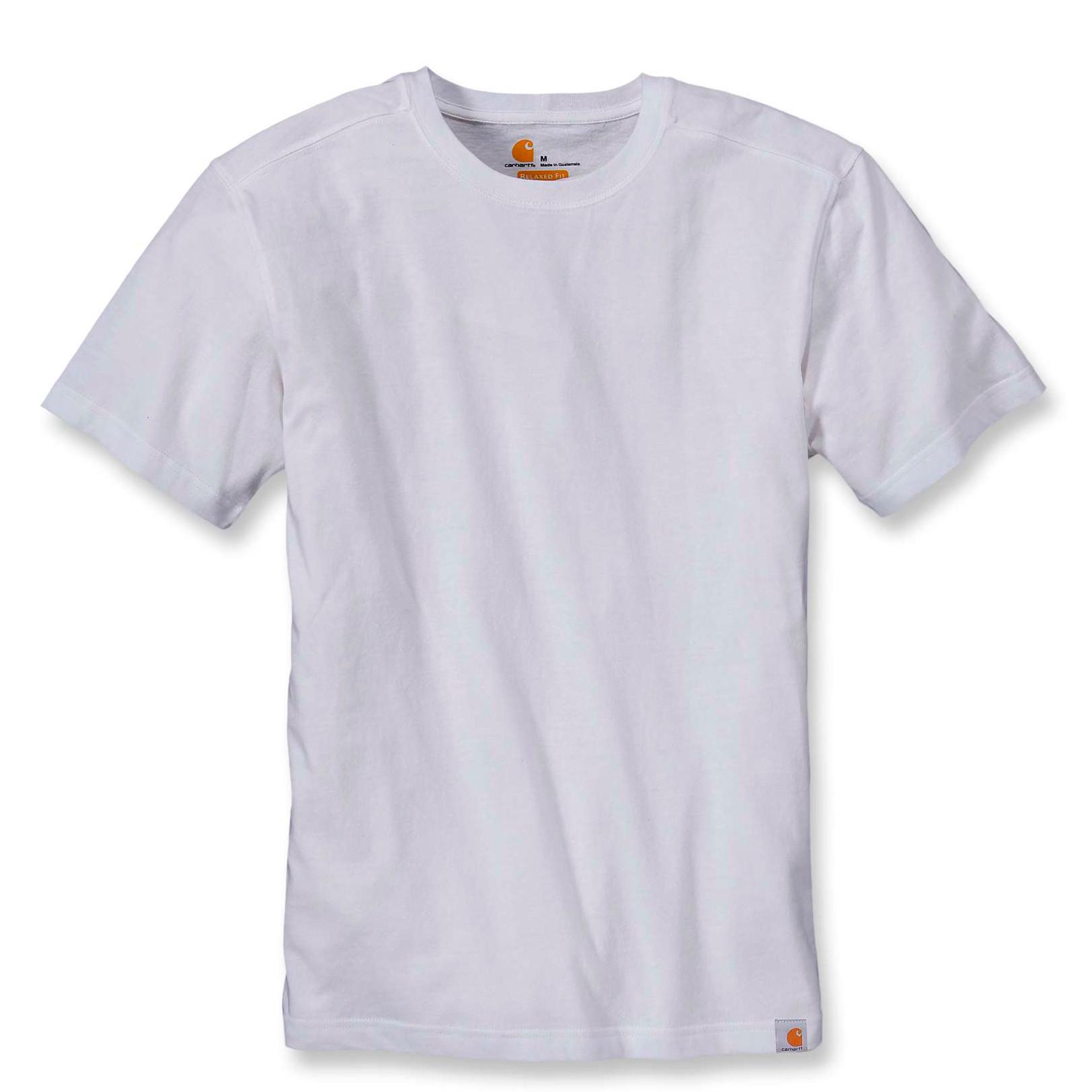 Футболка Carhartt Maddock T-Shirt S/S - 101124 (White, XS)