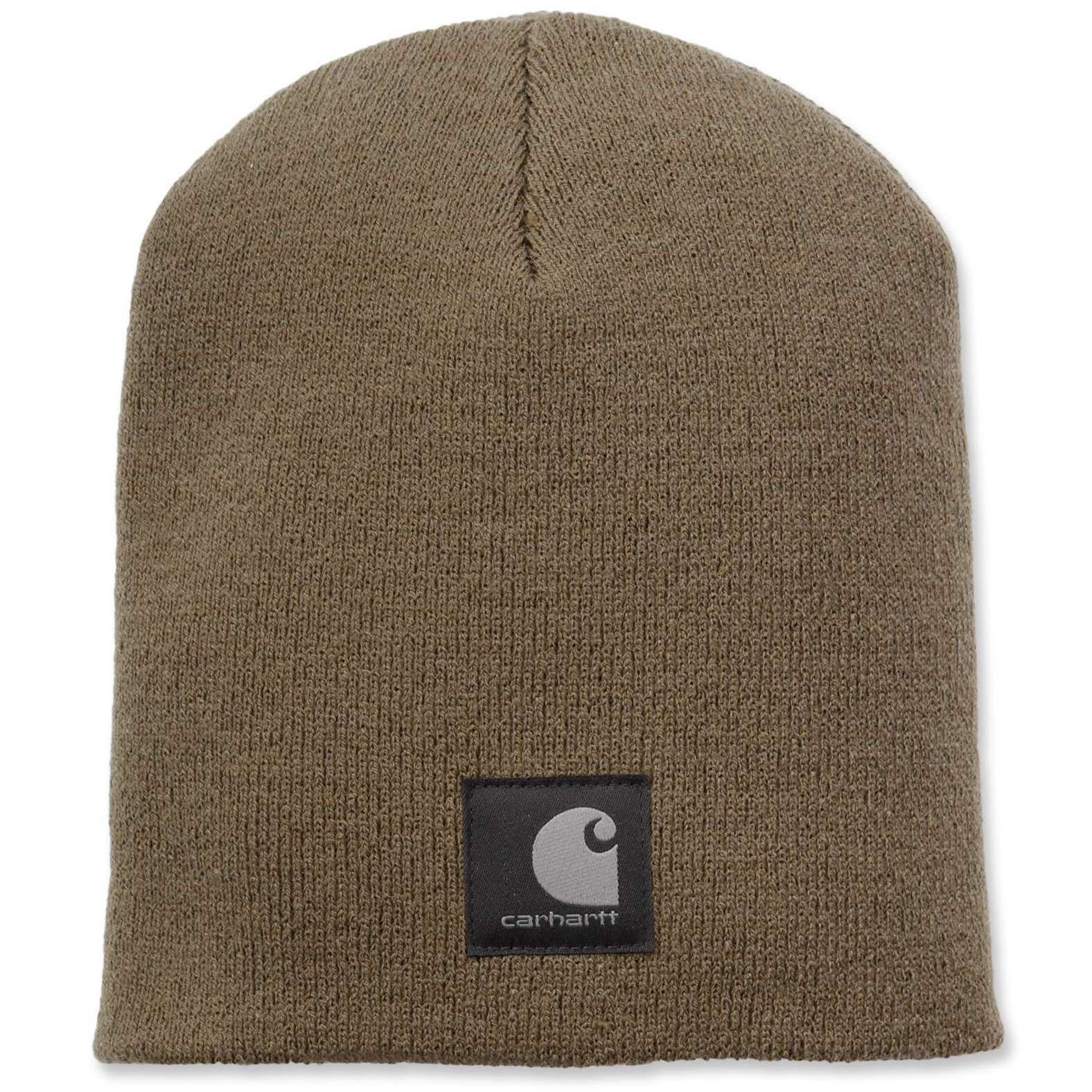 Шапка Carhartt Force Extremes Knit Hat - 103271 (Burnt Olive, OFA)
