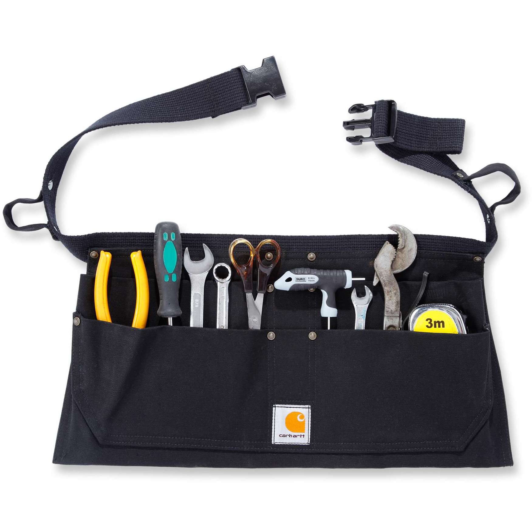 Ремень для инструментов Carhartt  Duck Tool Belt - A09 (Black, L-X)