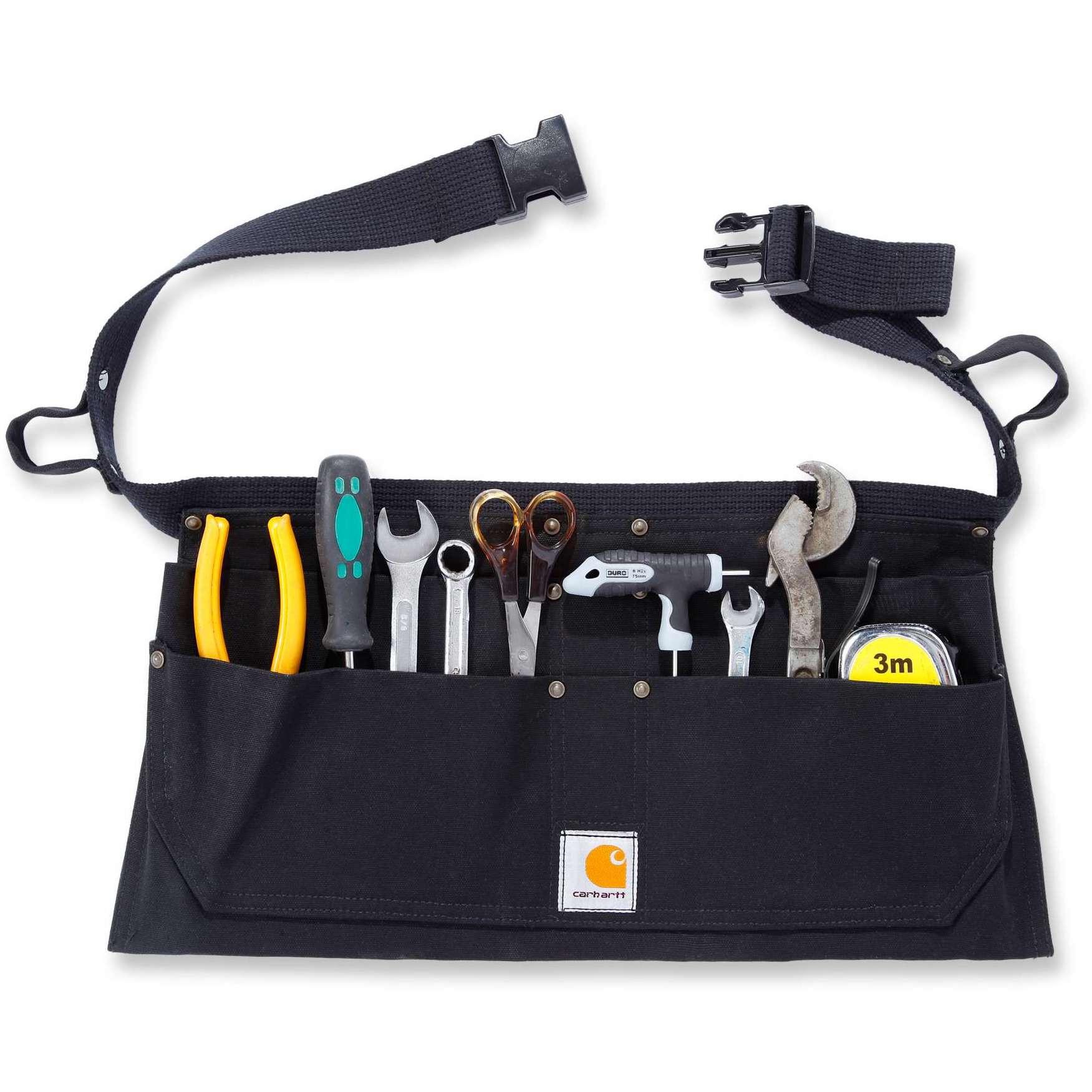Ремень для инструментов Carhartt  Duck Tool Belt - A09 (Black, S-M)