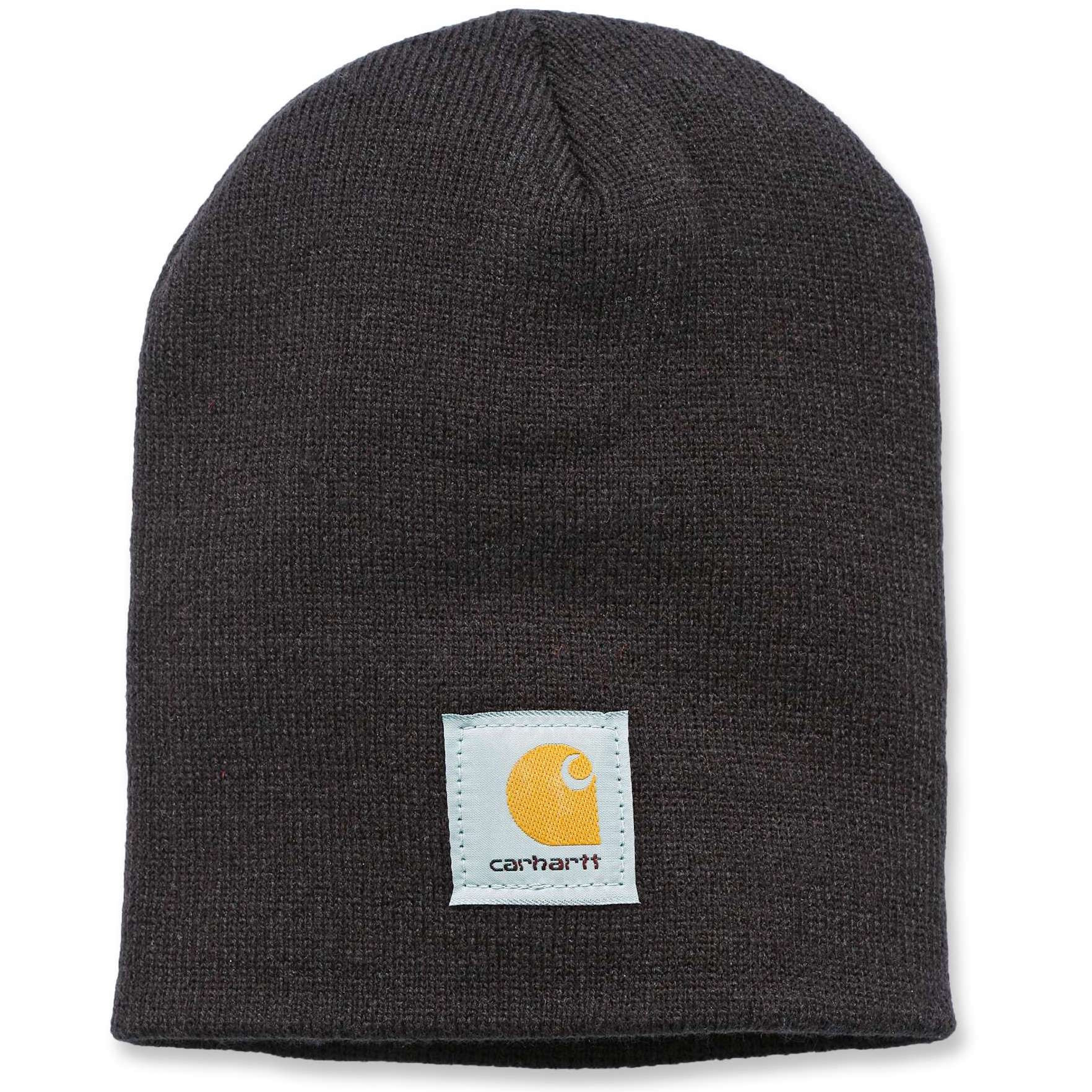 Шапка Carhartt Acrylic Knit Hat - A205 (Black, OFA)