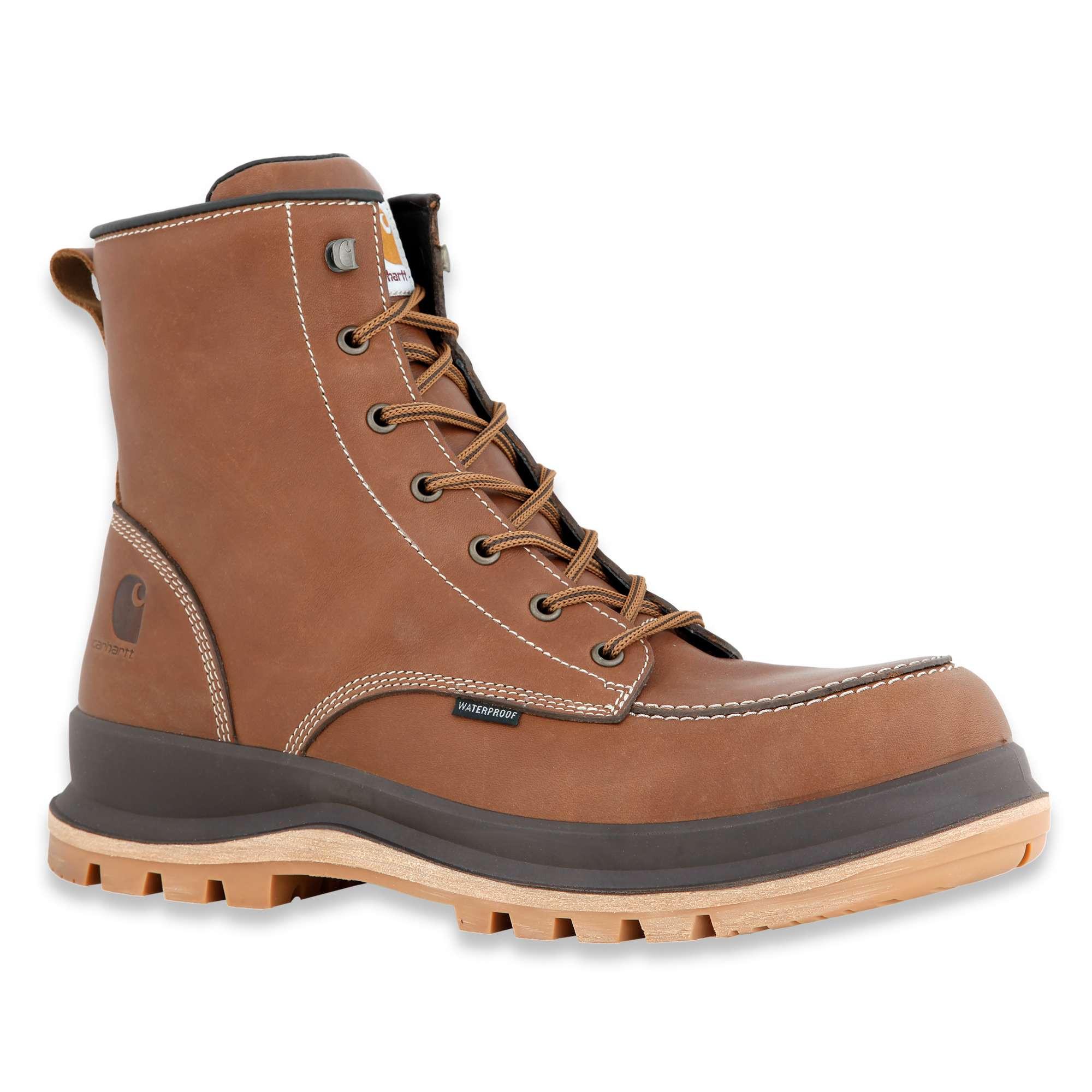 Ботинки Carhartt Hamilton S3 Waterproof Wedge Boot - F702901 (Tan, 42)