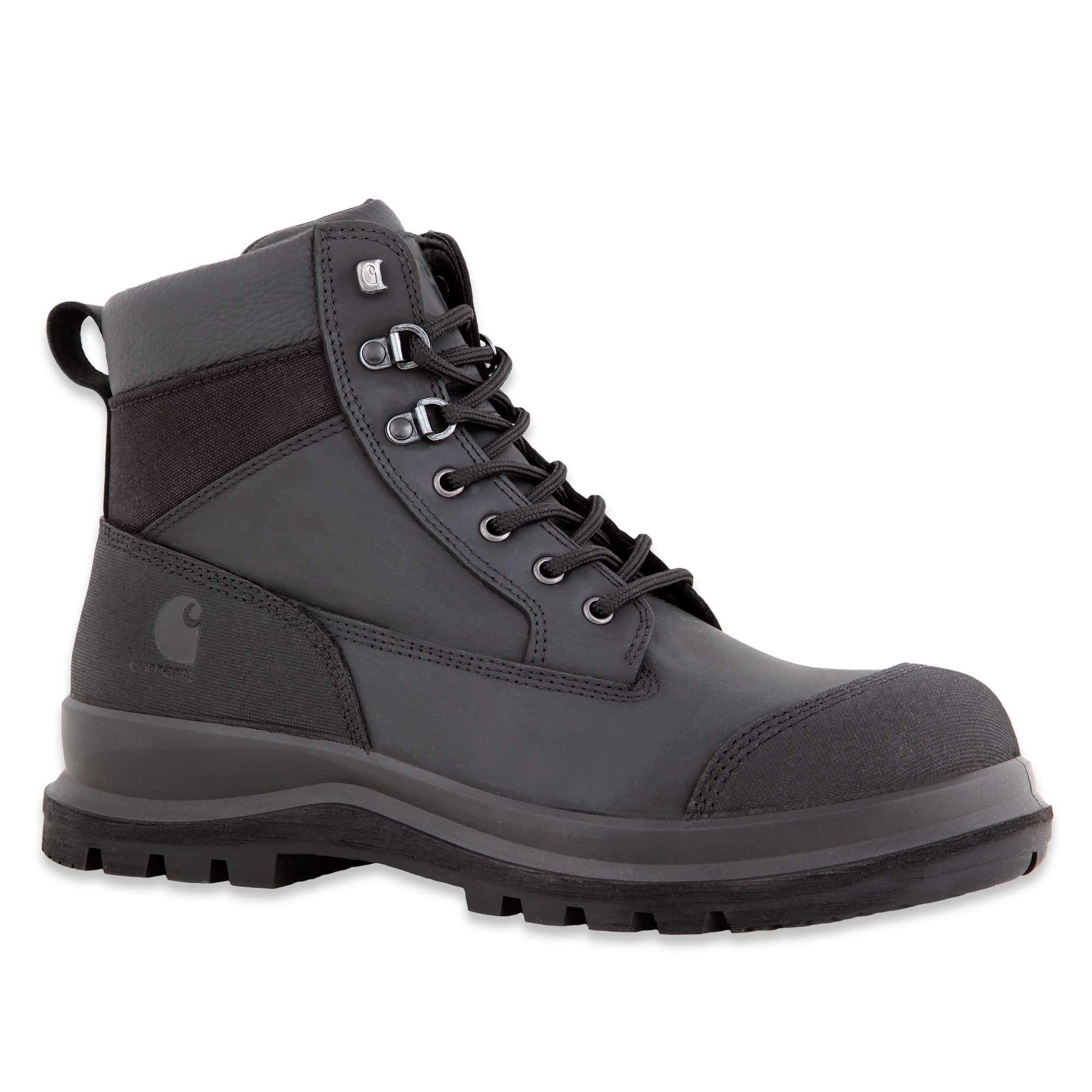 "Ботинки Carhartt Detroit 6"" S3 Work Boot - F702903 (Black, 41)"