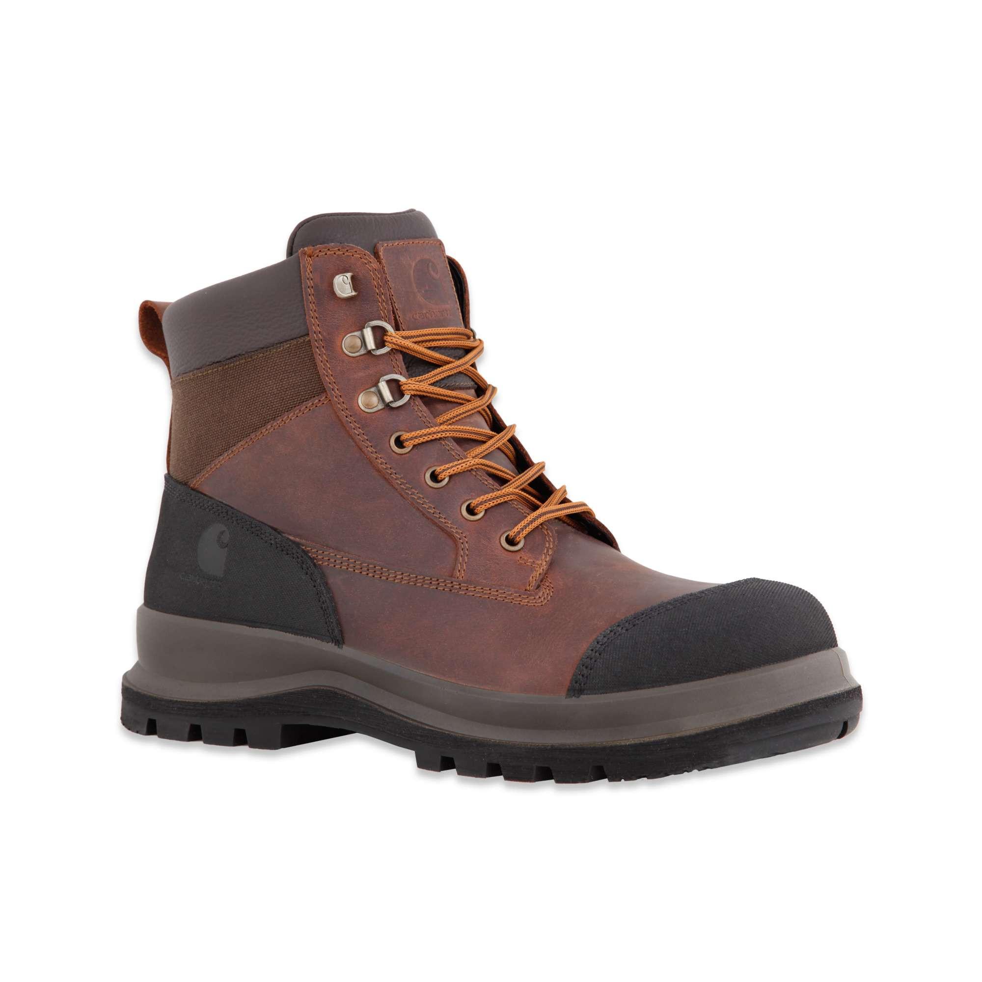 "Ботинки Carhartt Detroit 6"" S3 Work Boot - F702903 (Dark Brown, 41)"