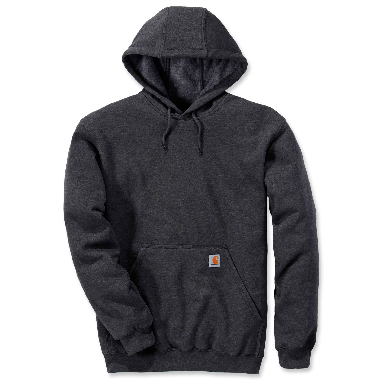 Худи Carhartt Hooded Sweatshirt - K121 (Carbon Heather, M)
