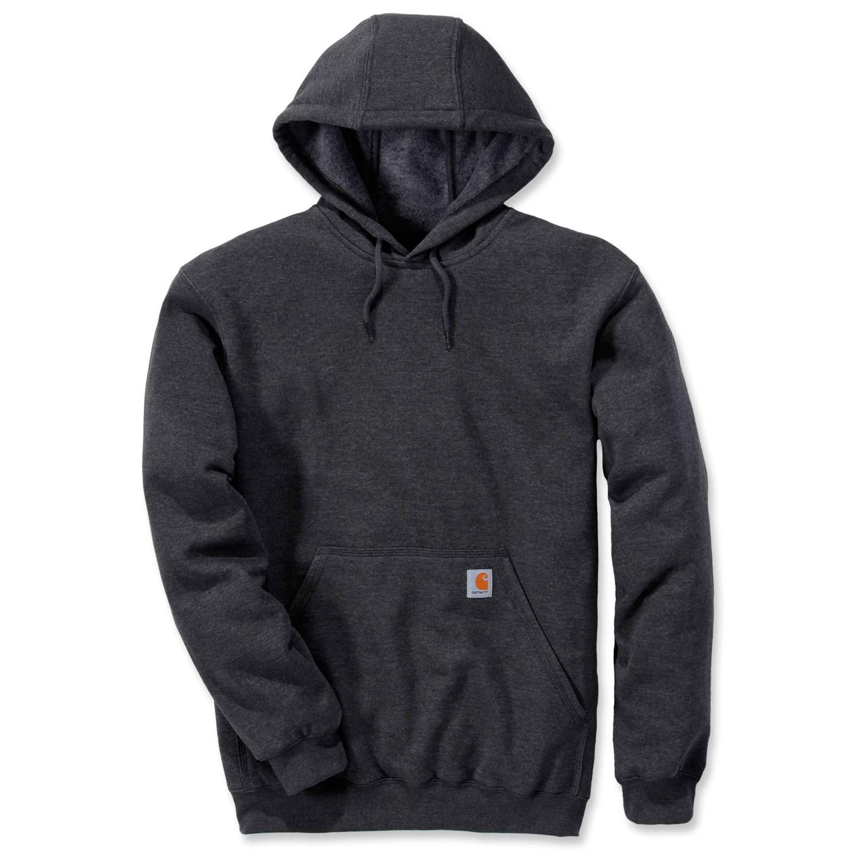 Худи Carhartt Hooded Sweatshirt - K121 (Carbon Heather)