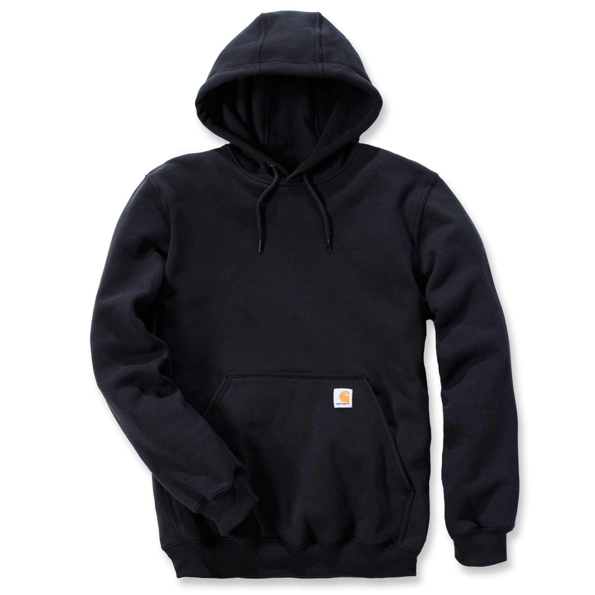 Худи Carhartt Hooded Sweatshirt - K121 (Black, S)