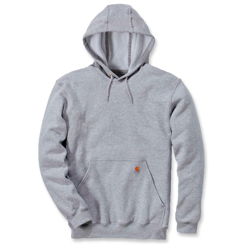 Худи Carhartt Hooded Sweatshirt - K121 (Heather Grey, L)