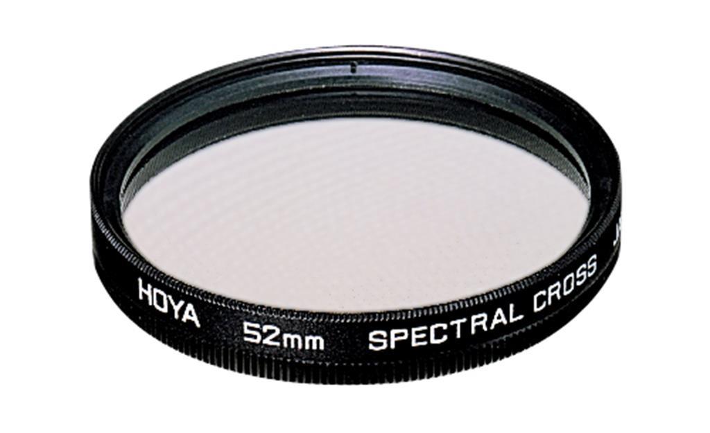 Фильтр лучевой Hoya Spectral Cross 52 мм с софт эффектом