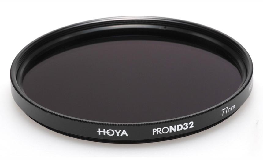 Фильтр нейтрально-серый Hoya Pro ND 32 (5 стопов) 82 мм
