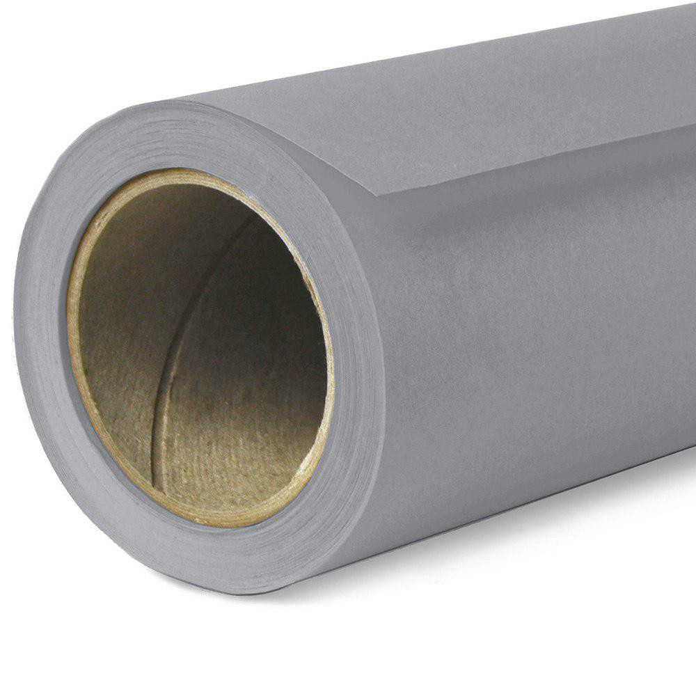 Фон бумажный Savage Widetone Fashion Gray 56 Серый рулон 2.18 x 11 м
