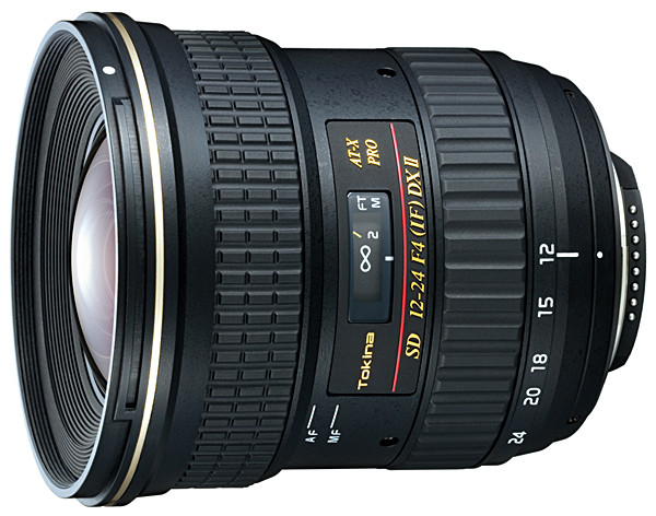 Объектив Tokina AT-X PRO DX II 12-24mm f/4 (Canon)