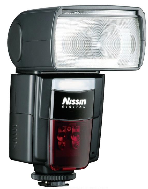 Накамерная вспышка Nissin Speedlite Di866 Mark II Sony (ведущее число 60)